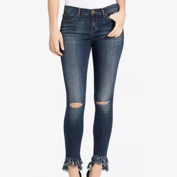 bd72ba27785 Sexy William Rast Perfect Skinny Jeans Sz-28